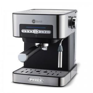 Μηχανή Espresso Pyrex Inox SB-380