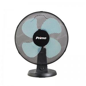 Ανεμιστήρας Επιτραπέζιος Μαύρος Primo PRTF-80405 (800405)