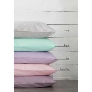 Σεντόνι Μονό Nima Bed Linen Unicolors Aqua 160x260 18217