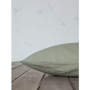 Σετ Μαξιλαροθήκες Nima Unicolors Sage Green 52x72
