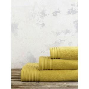 Πετσέτα Χεριών Nima Feel Fresh 40x60 Mustard Beige