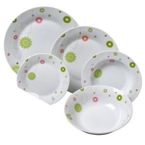 Σερβίτσιο Πιάτων 20 Τεμαχίων Daisy HFA (5401008)