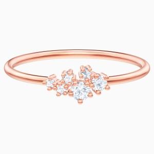 Swarovski Δαχτυλίδι Νο58 Επίχρυσο Ροζ Χρυσό, Penelope Cruz MoonSun (5486808)