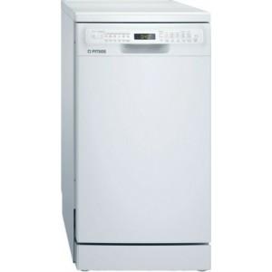 Πλυντήριο Πιάτων 45cm Λευκό Pitsos DSS60W00
