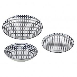 Σερβίτσιο Πιάτων 18 Τεμαχίων Espiel (DAP201)