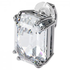 Swarovski Σκουλαρήκι Λευκό Με Κλιπ, Mesmera (5600860)