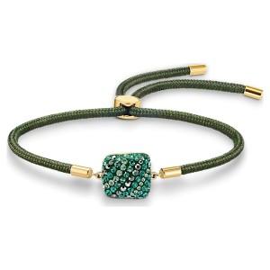 Swarovski Βραχιόλι, Power Earth Element Green (5558350)