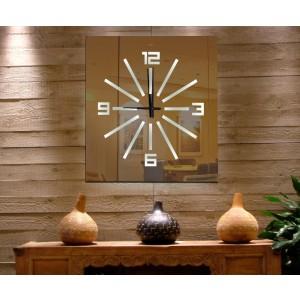 Καθρέφτης Ρολόι X506 105X105εκ.
