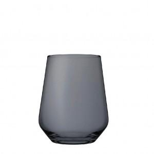 Σετ 6τμχ Ποτήρια Ουίσκι Γυάλινα Allegra Smoke 425ml Espiel (SP41536K6S)