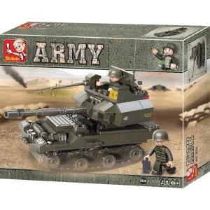 Sluban Army: Tank 178τμχ