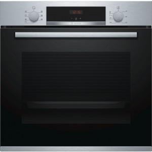 Bosch Φούρνος άνω Πάγκου 71lt χωρίς Εστίες HBA513BS00