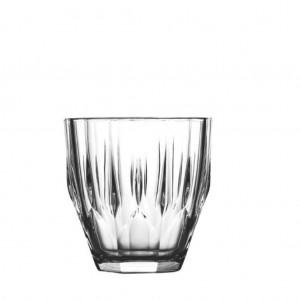 Σετ 6τμχ Ποτήρια Ουίσκι Diamond 275ml Espiel (SP52988K6)