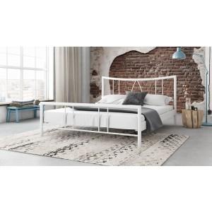 Μεταλλικό κρεβάτι Κάρολ (160x200)