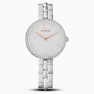 Swarovski Ρολόι Cosmopolitan Metal Bracelet Stainless Steel (5517807)