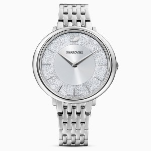 Swarovski Ρολόϊ Crystalline Chic Silver Tone (5544583)