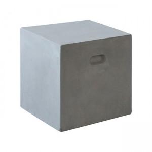 Σκαμπώ Cement  37x40εκ.