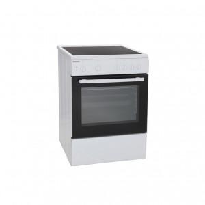 Κουζίνα Κεραμική Eskimo ES-4030 Λευκό Α Εγγύηση 4 Έτη
