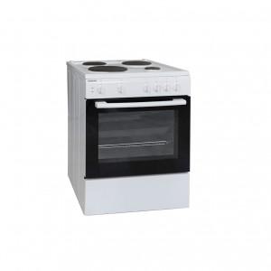 Κουζίνα Εμαγιέ Eskimo ES 4060 W Λευκό Α ΕΓΓΥΗΣΗ 4 ΕΤΗ