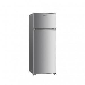 Ψυγείο Δίπορτο ESKIMO ES 8214 S Ασημί A+ Εγγύηση Προμηθευτή 4 Έτη