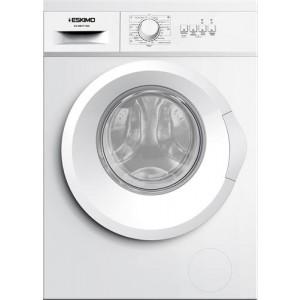 Πλυντήριο Ρούχων 7kg 1200 rpm Eskimo ES WM7F1200 Εγγύηση 4 Έτη