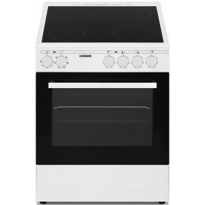 Κουζίνα Κεραμική Eskimo ES 3030 W Λευκό Α  Εγγύηση 4 Έτη