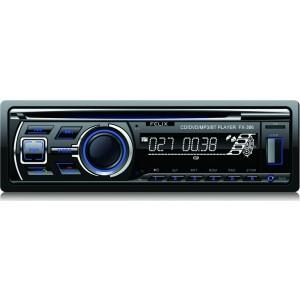 Ραδιόφωνο CD DVD USB Bluetooth Αυτοκινήτου Felix FX-386BT
