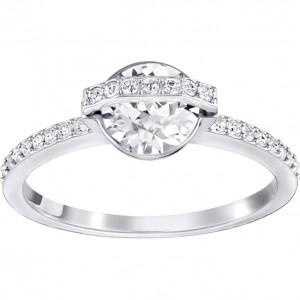 Swarovski Δαχτυλίδι Nο55 Επιπλατινωμένο, Favor (5226283)