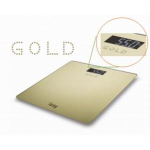 Izzy HB 1008 GOLD ηλεκτρονική ζυγαριά μπάνιου