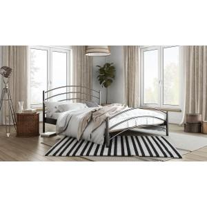 Μεταλλικό Κρεβάτι Kelly Ημίδιπλο (110x190)