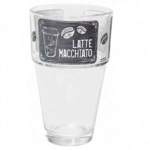 Σετ 6 Τεμ. Ποτήρια Νερού Black Logo Cerve