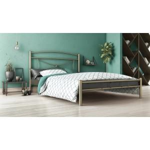 Μεταλλικό κρεβάτι Φιόνα