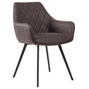 Καρέκλα Nicko Varossi Special Γκρί