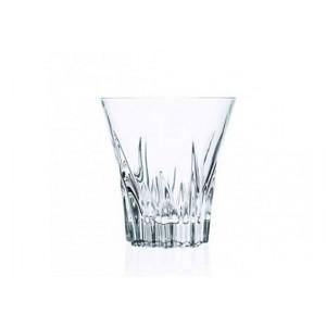 Σετ 6 Τεμ. Ποτήρια Ουίσκι Κρυστάλλινα Fluente RCR