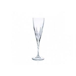 Σετ 6 Τεμ. Ποτήρια Σαμπάνιας Κρυστάλλινα Fluente RCR