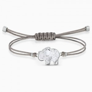 Swarovski Βραχιόλι Power Collection Elephant Gtay (5518653)