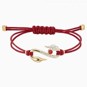 Swarovski Βραχιόλι Power Collection Hook Red (5508530)