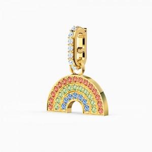 Swarovski Remix Collection Charm, Rainbow (5527005)
