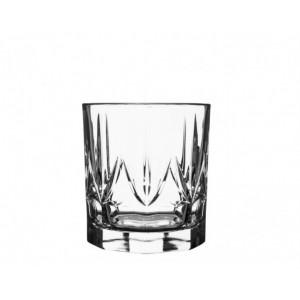 Σετ 6 Τεμ. Ποτήρια Ουίσκι Κρυστάλλινα Chic RCR