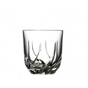 Σετ 6 Τεμ. Ποτήρια Ουίσκι Κρυστάλλινα Trix RCR