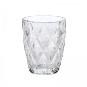 Σετ 6 Τεμ. Ποτήρια Γυάλινα Ουίσκυ Κare Clear Cryspo Trio (5270551)