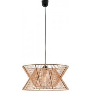 Viokef Φωτιστικό Οροφής Σχοινί Natural Argela (4203701)