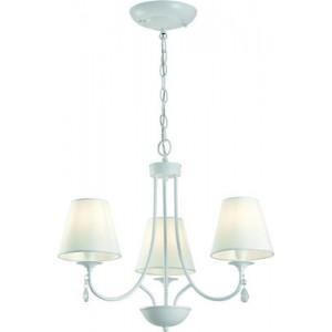 Viokef Φωτιστικό Οροφής Μεταλλικό Λευκό Patricia 4164100