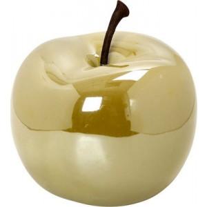 Μήλο Κεραμικό Πράσινο 12εκ DOS102K6