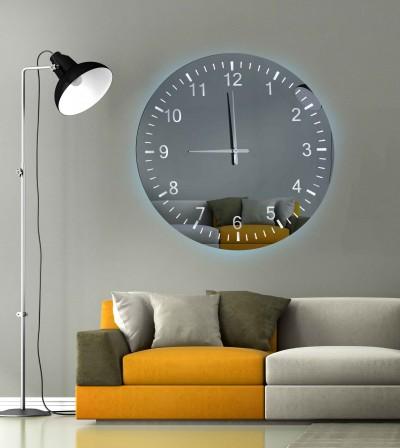 Καθρέφτης - Ρολόι C120