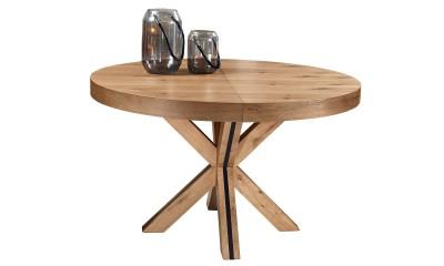 Τραπέζι Ροτόντα Casa Φ130εκ. +50εκ.