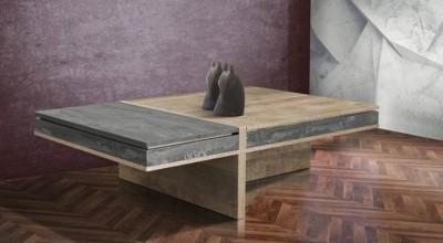 Τραπεζάκι Σαλονιού Taf 120x80