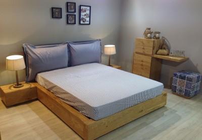 Κρεβάτι Galaxy 160x200εκ.