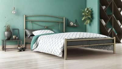 Μεταλλικό κρεβάτι Φιόνα 160x200