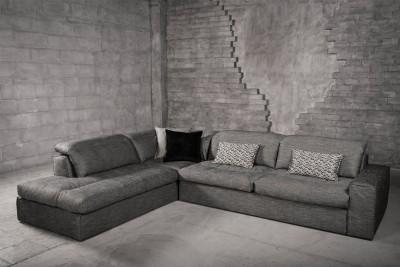 Σαλόνι Γωνία Milos 310x230εκ.