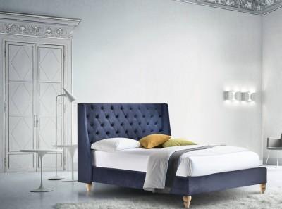 Κρεβάτι Ντυμένο Norton 160x200εκ.